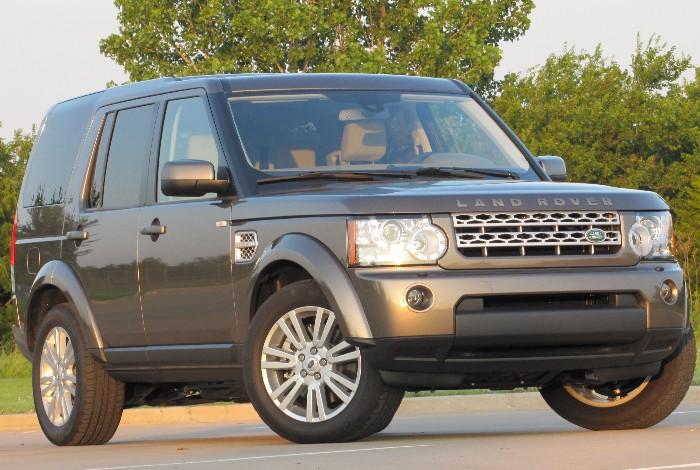 SUVs Land Rover Cars