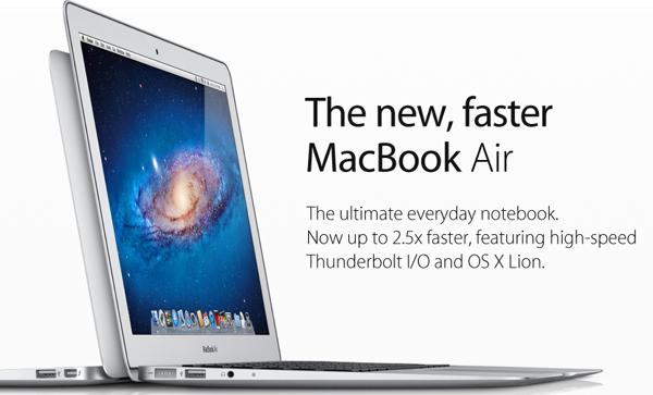 "GearDiary MacBook Air 11"" (rev Summer 2011) First Impressions"