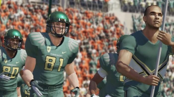 PlayStation 3 Game Review: NCAA Football 12
