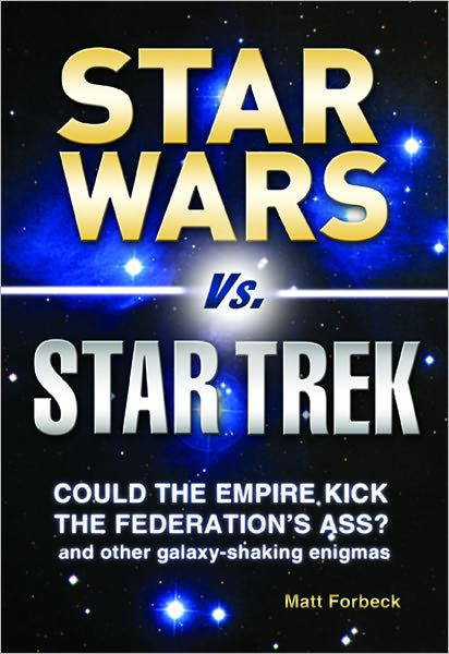 "GearDiary Book Review: Sci-fi Showdown - ""Star Wars vs. Star Trek..."""