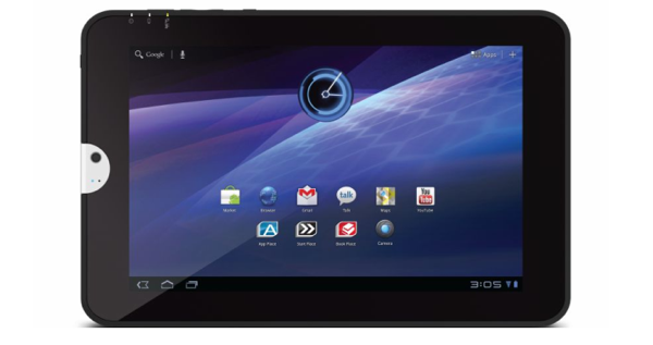 Ultra Portable Tablets Toshiba Android