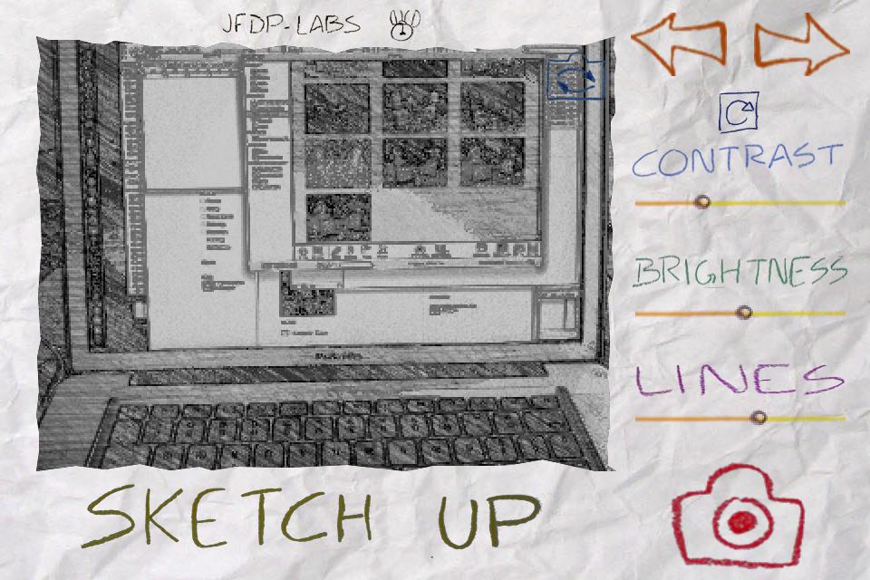 GearDiary iOS App Review: Paper Camera