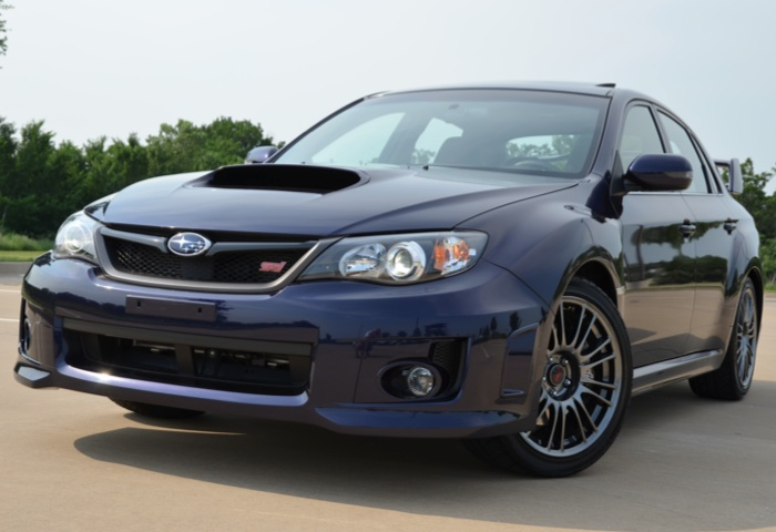 Grinding Gears in the 2011 Subaru WRX STi