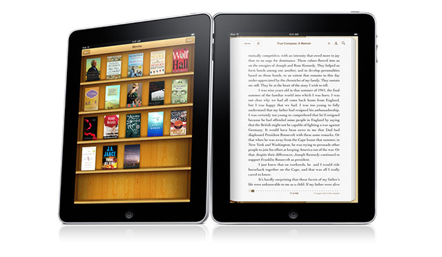 Nook Kobo Reader Kobo Kindle iPad Apps Hulu eReaders eBooks Apple TV Apple