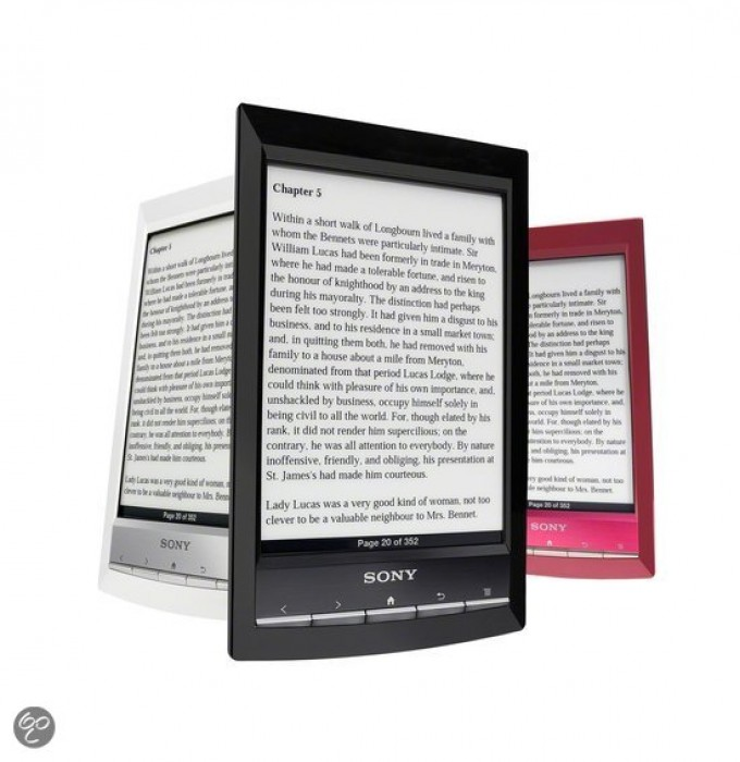 GearDiary New Sony Reader Leaks — How Badly Do They WANT to Fail???