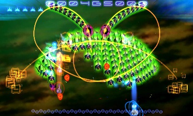 Nintendo 3DS Game Review: PAC-MAN and Galaga DIMENSIONS
