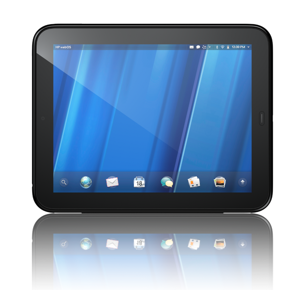 Ultra Portable Tablets Palm HP ASUS