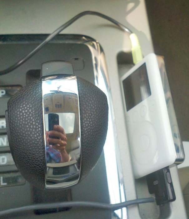 Old iPod in Car1