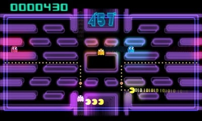 GearDiary Nintendo 3DS Game Review: PAC-MAN and Galaga DIMENSIONS
