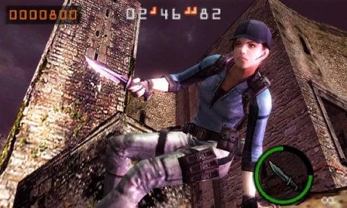 GearDiary Nintendo 3DS Review: Resident Evil: The Mercenaries 3D