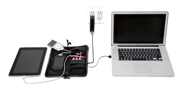 GearDiary Review: AViiQ Portable Charging Station