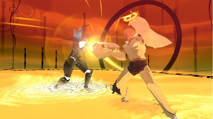PlayStation 3 Game Review: El Shaddai: Ascension of the Metatron