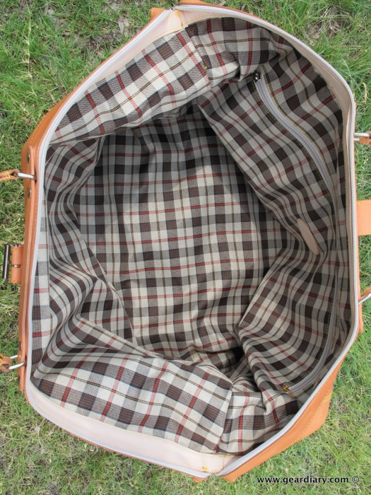 The Aligata Nude Beauty Big Weekend Travel Bag Review