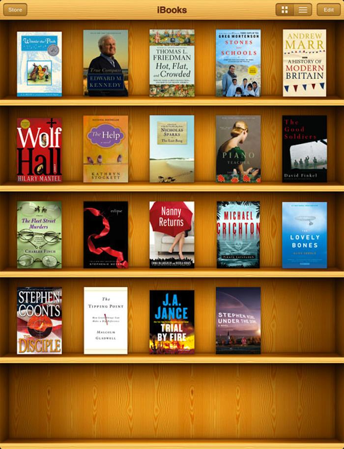 Kindle eReaders Apple