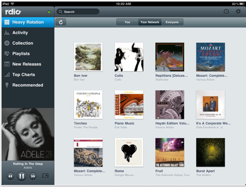 Spotify Music Mac Software iPhone Apps iPad Apps Cloud Computing Audio Visual Gear