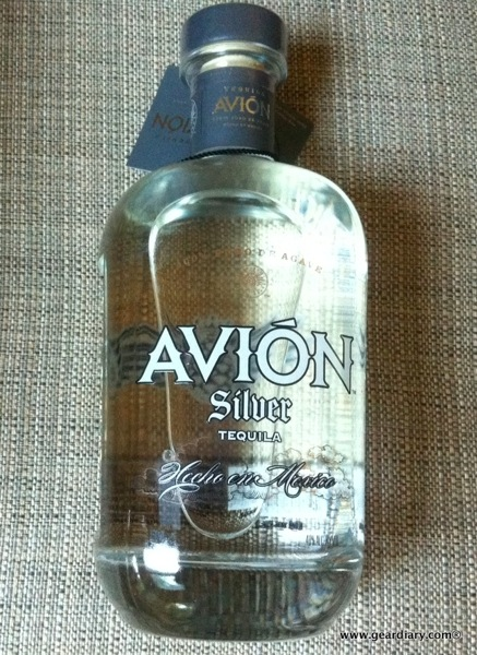 GearDiary Yum Log: Avion Tequila the Tastiest Product Placement Ever