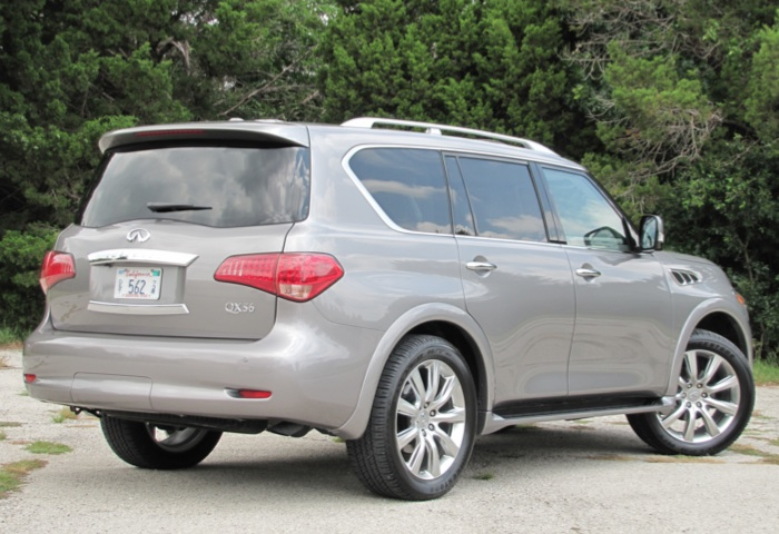 Infiniti Redesigns the Flagship, Delivers All-New 2011 QX56