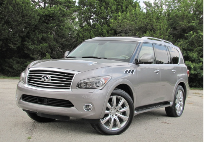 GearDiary Infiniti Redesigns the Flagship, Delivers All-New 2011 QX56