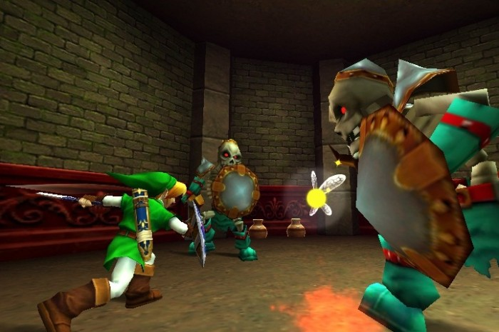 Nintendo 3DS Game Review: The Legend of Zelda: Ocarina of Time 3D