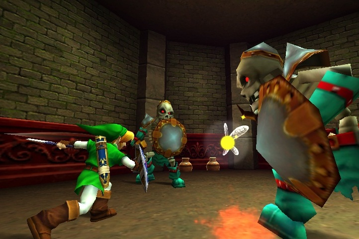 GearDiary Nintendo 3DS Game Review: The Legend of Zelda: Ocarina of Time 3D