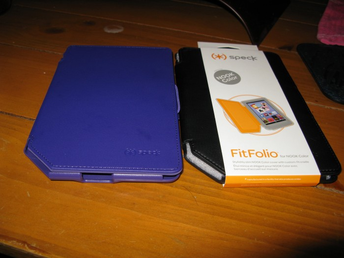 Speck FitFolio for NOOKcolor Review