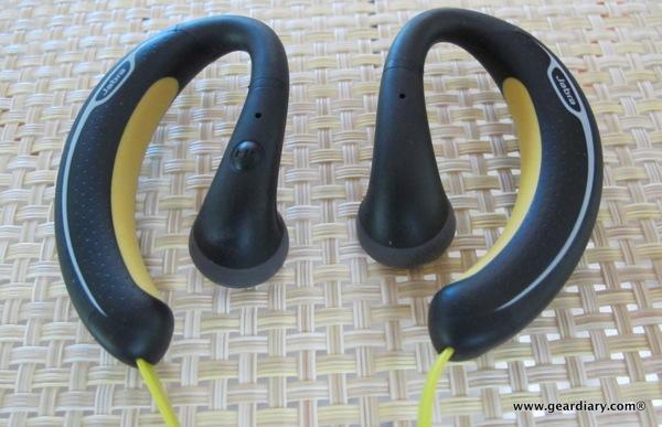 GearDiary Bluetooth Headset Review: Jabra Sport Bluetooth Headphones