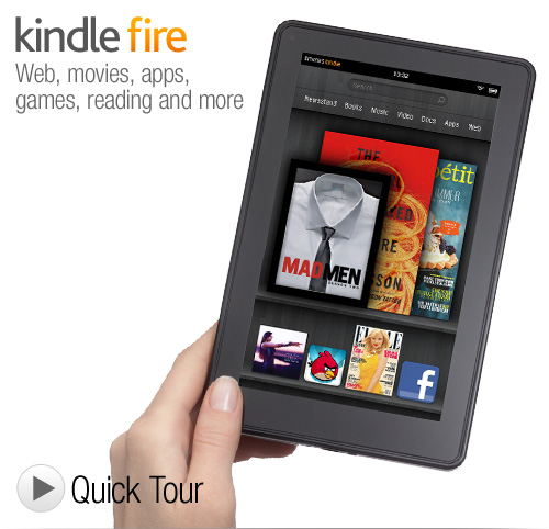 GearDiary State of the eBook: It's a Post-Kindle Fire World!