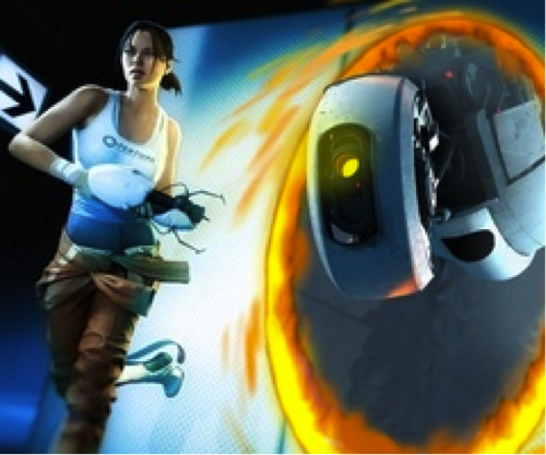 GearDiary PC/XBOX360 Game Review: Portal 2