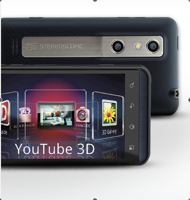 GearDiary My First Experience With a 3D Phone: LG Thrill