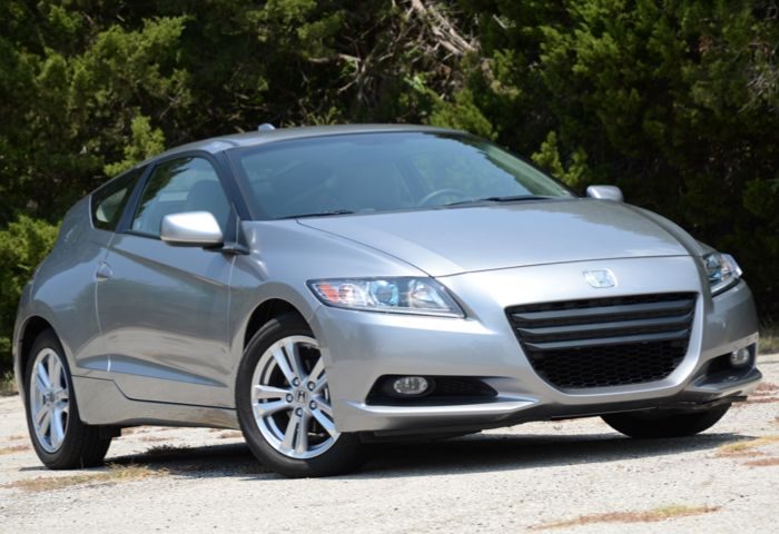 GearDiary 2011 Honda CR-Z Compact Sport Coupe Hybrid a Bit of a Surprise