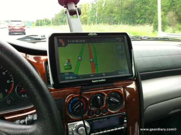 iPhone Apps GPS Car Gear Bluetooth Archos