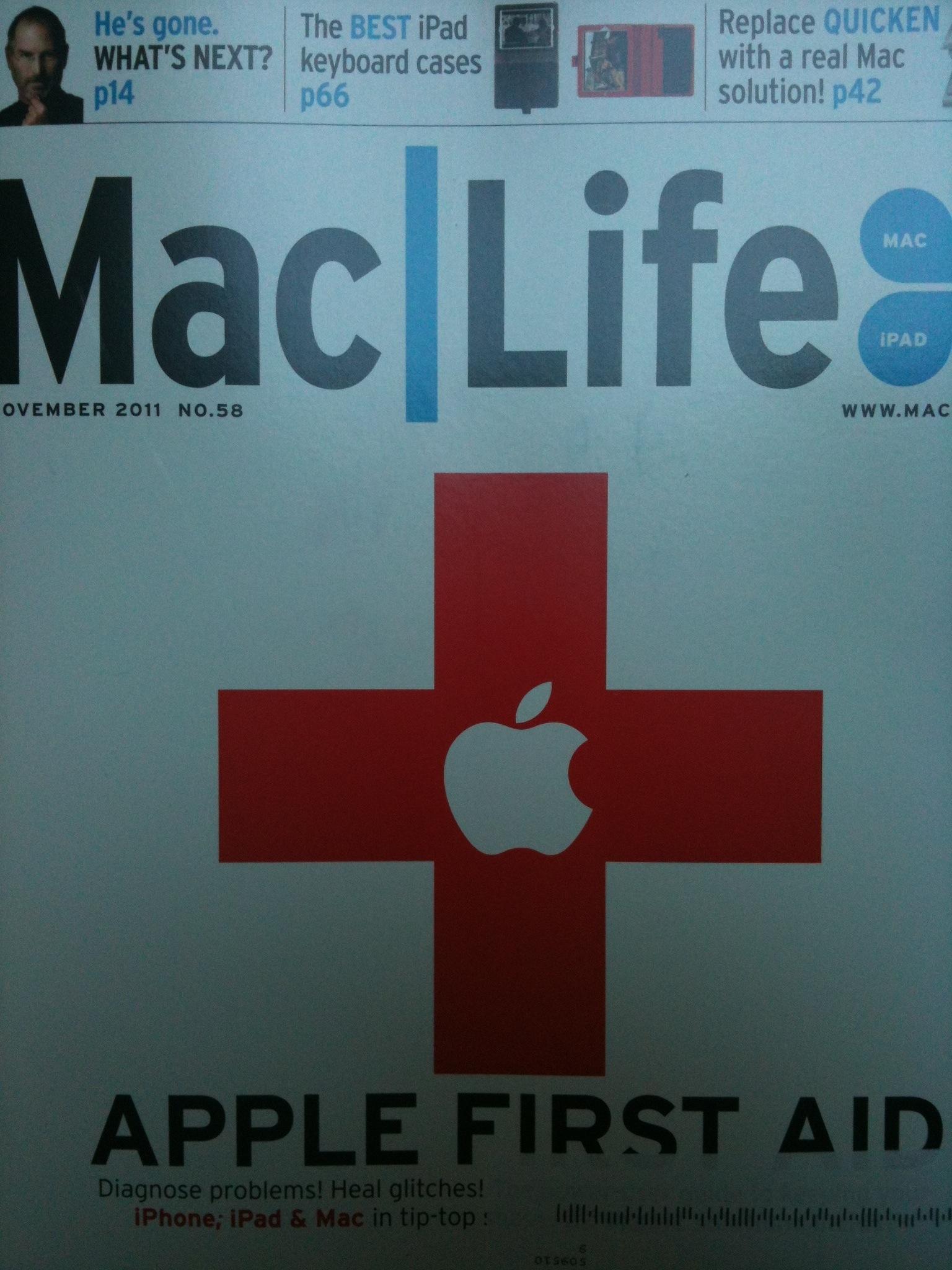 Offbeat Apple