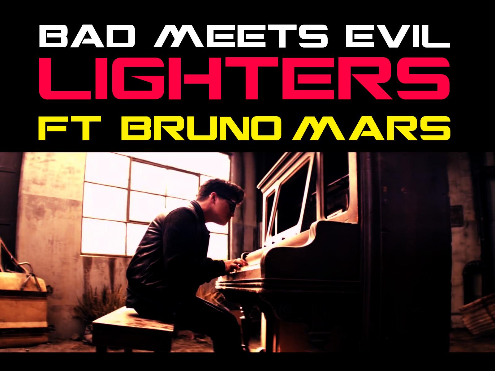 Bad-Meets-Evil-Lighters-ft-Bruno-Mars