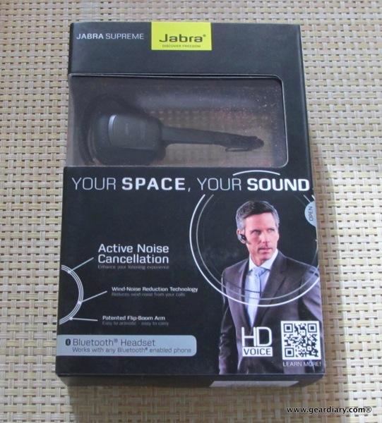 GearDiary Bluetooth Headset Review: Jabra SUPREME