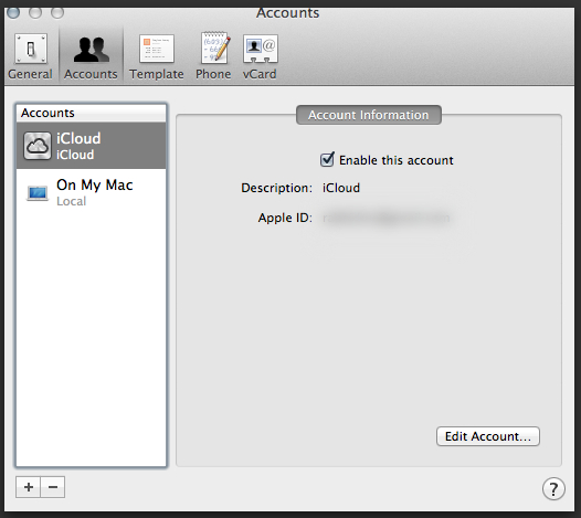 GearDiary iCloud Quick-Tip- Get Your Contacts Into iCloud