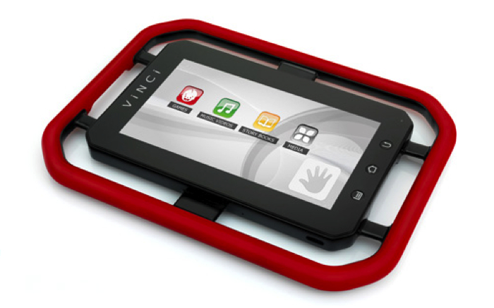 GearDiary Android Powered Tablet Review: Vinci Tab, Early Learning System for Children