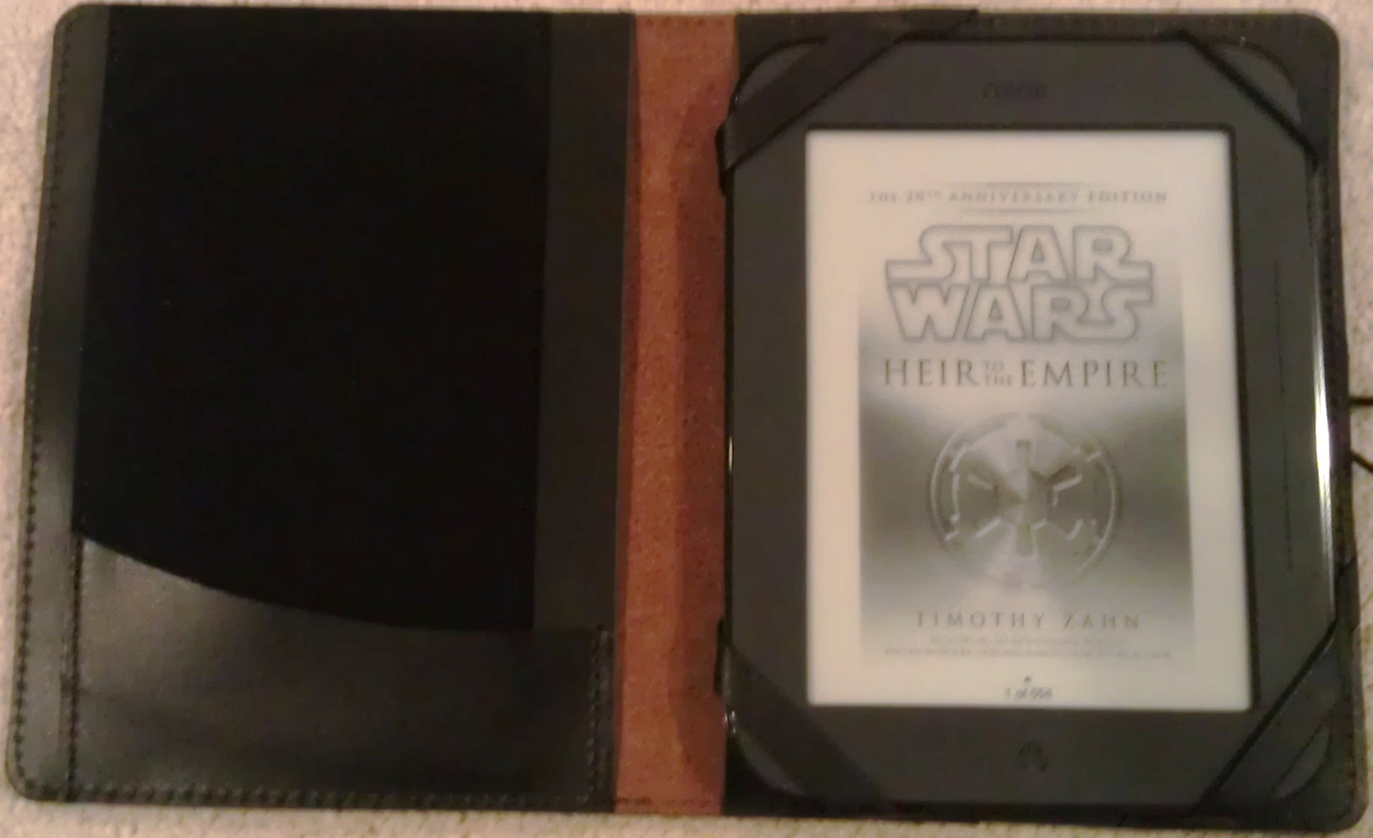 GearDiary eBook Review: Star Wars Heir to the Empire 20th Anniversary Edition