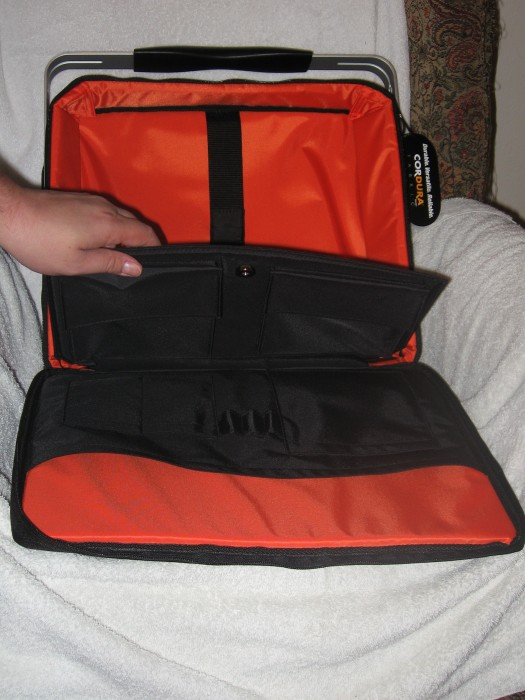 GearDiary Normincie's Revolutionary Laptop Bag Review