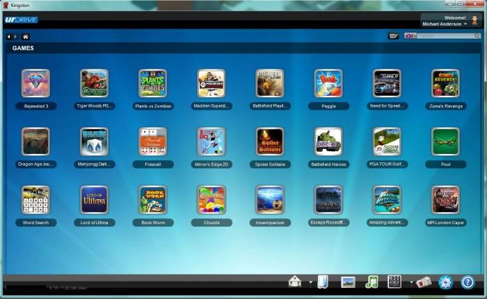 urDrive screenshot