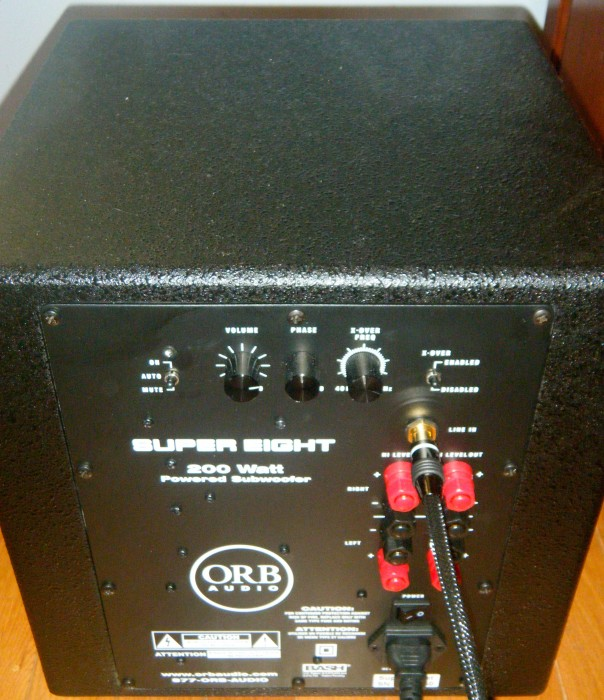 Orb Audio4