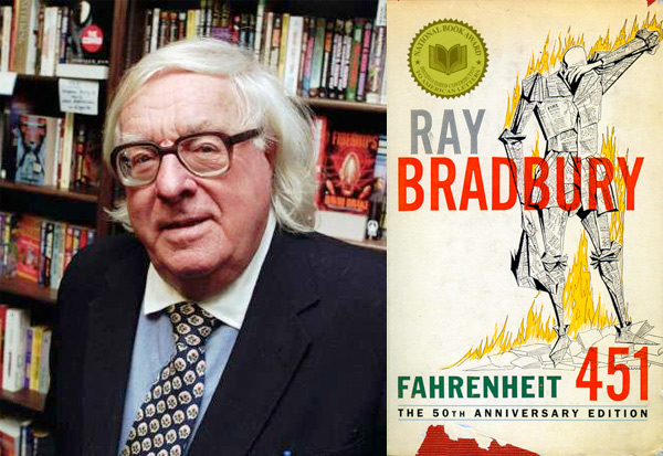 GearDiary RIP Author Ray Bradbury at 91