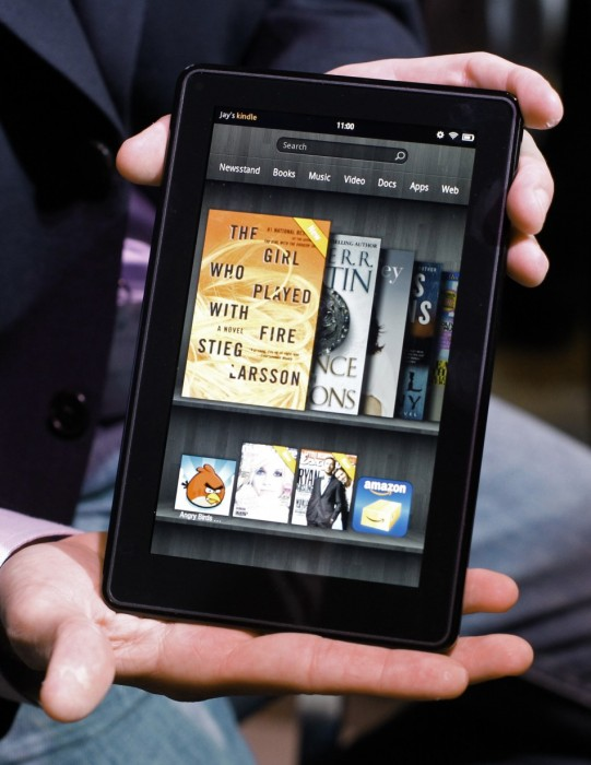 """Kindle Fire Usability Study Speaks to the Entire 7"""" Android Tablet Market"""