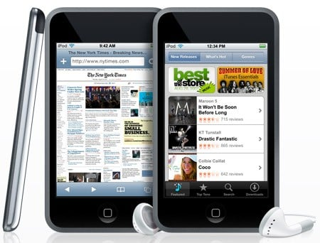 Tales of Apple Product Obselescence: iPod Touch First Generation