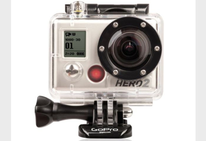 GearDiary GoPro Is the HERO of Awesome Action Video