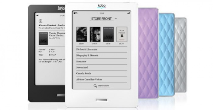 GearDiary Kobo Officially Part of Rakuten Now