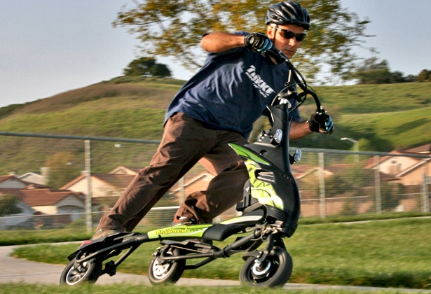 GearDiary The Trikke Is Cooler Than a Segway