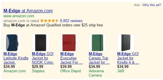 Amazon Medge