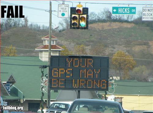 Offbeat GPS