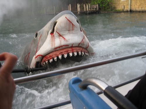 GearDiary Universal Discontinues Jaws Ride!