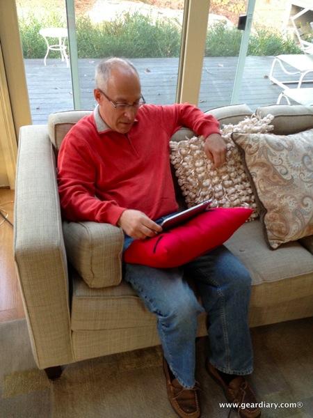 ePillow Tablet Pillow review